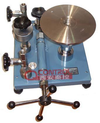 活塞式压力计YS-6 0.02级